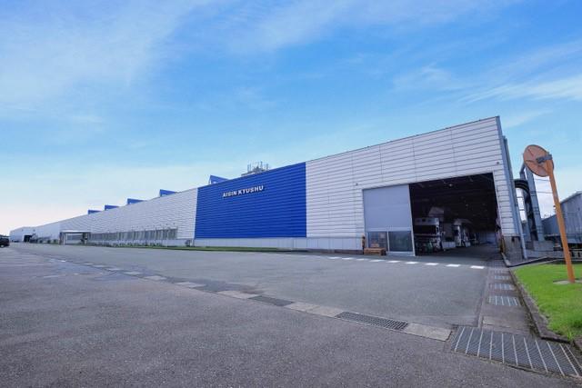 工場外観写真
