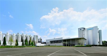 サントリー九州熊本工場外観